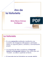 Comprensión de Historietas