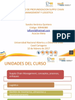 fase 1 de diplomado supply chain unad