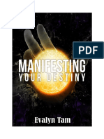 Manifesting Your Destiny