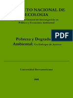 Degradacion Ambiental