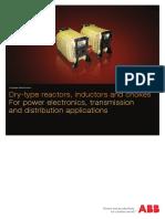1LAB000553 en Dry-type reactors, inductors and chokes.pdf