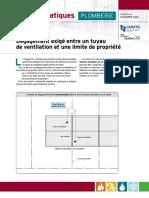 Degagement Tuyau Ventilation Limite Propriete