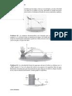 2.5 Movimiento de un Proyectil - Problemas.pdf
