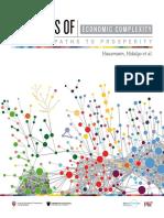 Hausmann; Atlas de Economía de Complejidad