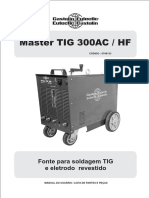 Manual Mastertig 300 Ac Hf