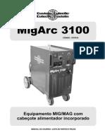 Manual Migarc 3100