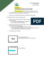 Fix O2 Analyzer - Nitrogen Plant (1)