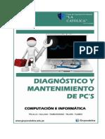 10. Módulo 2018- Mantenimiento y Diagnóstico de Pc.