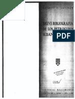 Latcham_Breve Bibliografia de Los Petroglifos
