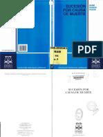 Sucesión por causa de muerte - René Ramos pazos.pdf