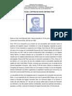 Biografia Antonio Diaz