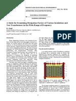 Transformer Capacitance