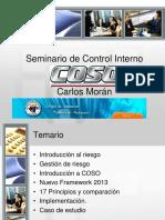 235338186 Seminario de Control Interno COSO