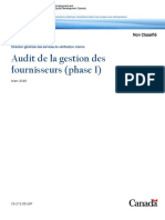Fournisseurs Rapport (1)