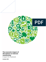 The Economic Impact of Disruptions to Internet Connectivity Deloitte