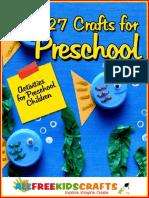 27 Crafts for Preschool Activities for Preschool Children.pdf