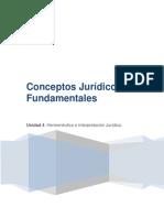 JRD Hermenéutica e Interpretacion Jurídica