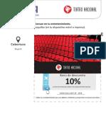 Bono TeatroNacionaldic2017