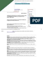 Avaliação Do Impacto Da Lei Maria Da Penha Sobre a Mortalidade de Mulheres Por Agressões No Brasil, 2001-2011