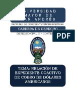 Relaciondeexpediente Proceso Coactivo Fiscal