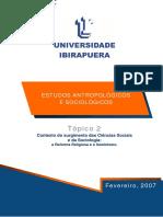 ANTROPOLOGIA- Texto 2