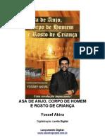 Asa de Anjo, Corpo de Homen e Rosto de Criança - Yossef Akiva
