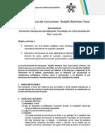 Convocatoria Estructuracion Del Plan Comercial