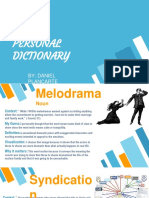 personal dictonary   2