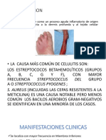 Celulitis Defi y Manif Clinicas