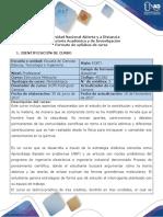 Syllabus Del Curso Estructura Molecular.