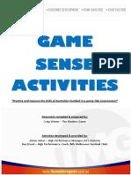TMG Game Sense Session