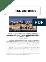 Jornal Catarse 2 de Abril de 2018