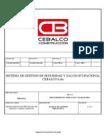 8.-Procedimiento de Vehiculos y Maquinarias Cebalco