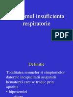 5..Curs Insuficienta Respiratorie Semiologie
