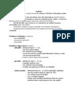 Subiecte Pediatrie Curs