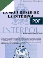 Ramiro Francisco Helmeyer Quevedo - La Seguridad de La Interpol