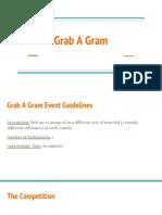 grab a gram  1