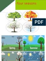 FACULTATE  .  The four seasons(1).pptx