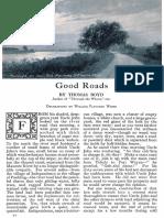 GOOD ROADS by Thomas Boyd