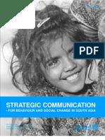 Strategic Communication for Behaviour and Social Change