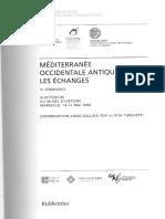 CIBECCHINI 2004 Convergenze e Differenze Nella Diffusione Dei Materiali Ceramici Tra Siti Terrestri e Relitti