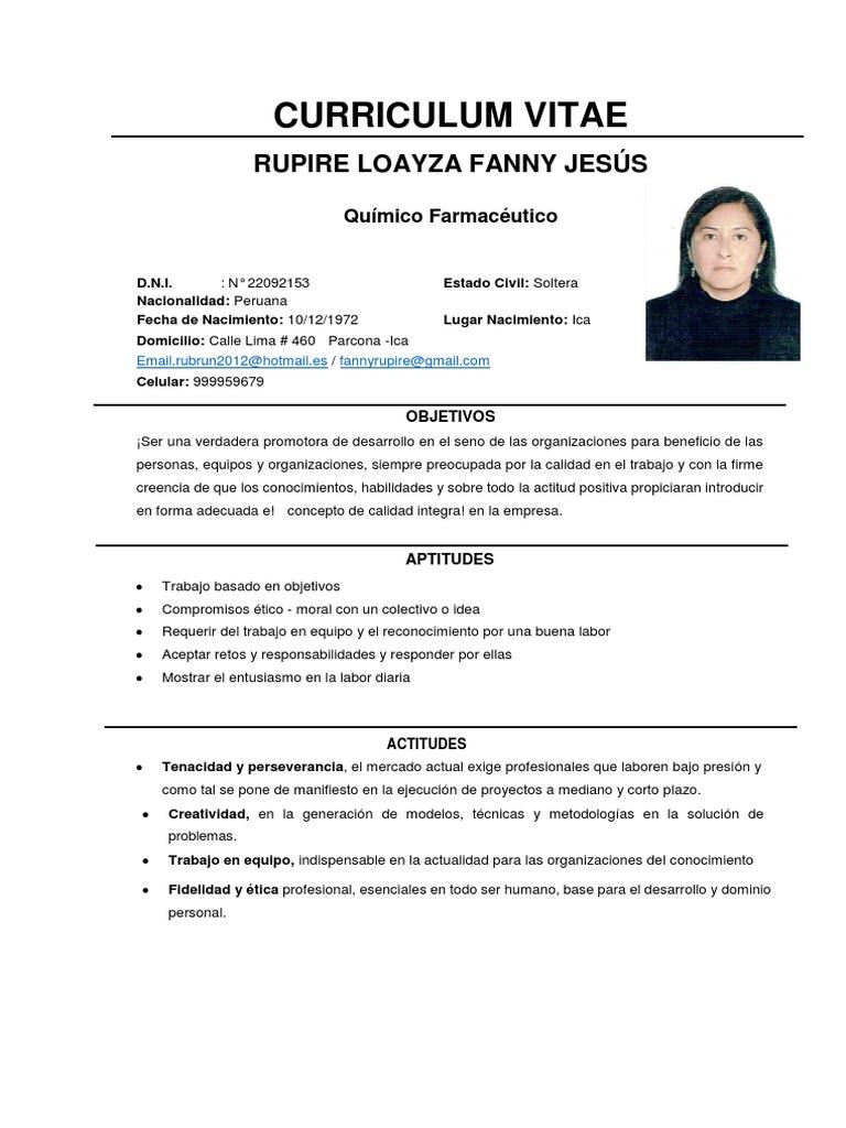 Increíble Curriculum Vitae Para Trabajos De Representante De Ventas ...