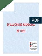 Presentacion Informe 2011 2012