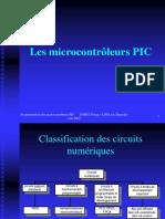 Les Microcontrôleurs PIC