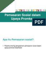 Pemasaran Sosial (OK)