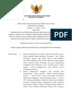 Perbawaslu No. 5 Tahun 2016 ttg Perubahan Perbawaslu No. 4 Tahun 2015 ttg Pengawasan DPT Pemilihan.pdf