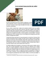 EL PROCESO DE DESNATURALIZACIÓN DEL NIÑO.pdf