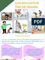Diapositivas Escuela de Padres