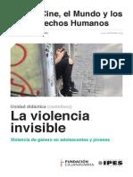 Unidad Didáctica 'La violencia invisible' (castellano)