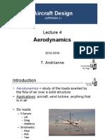 Conception Aero Aero Dynamism e 2015